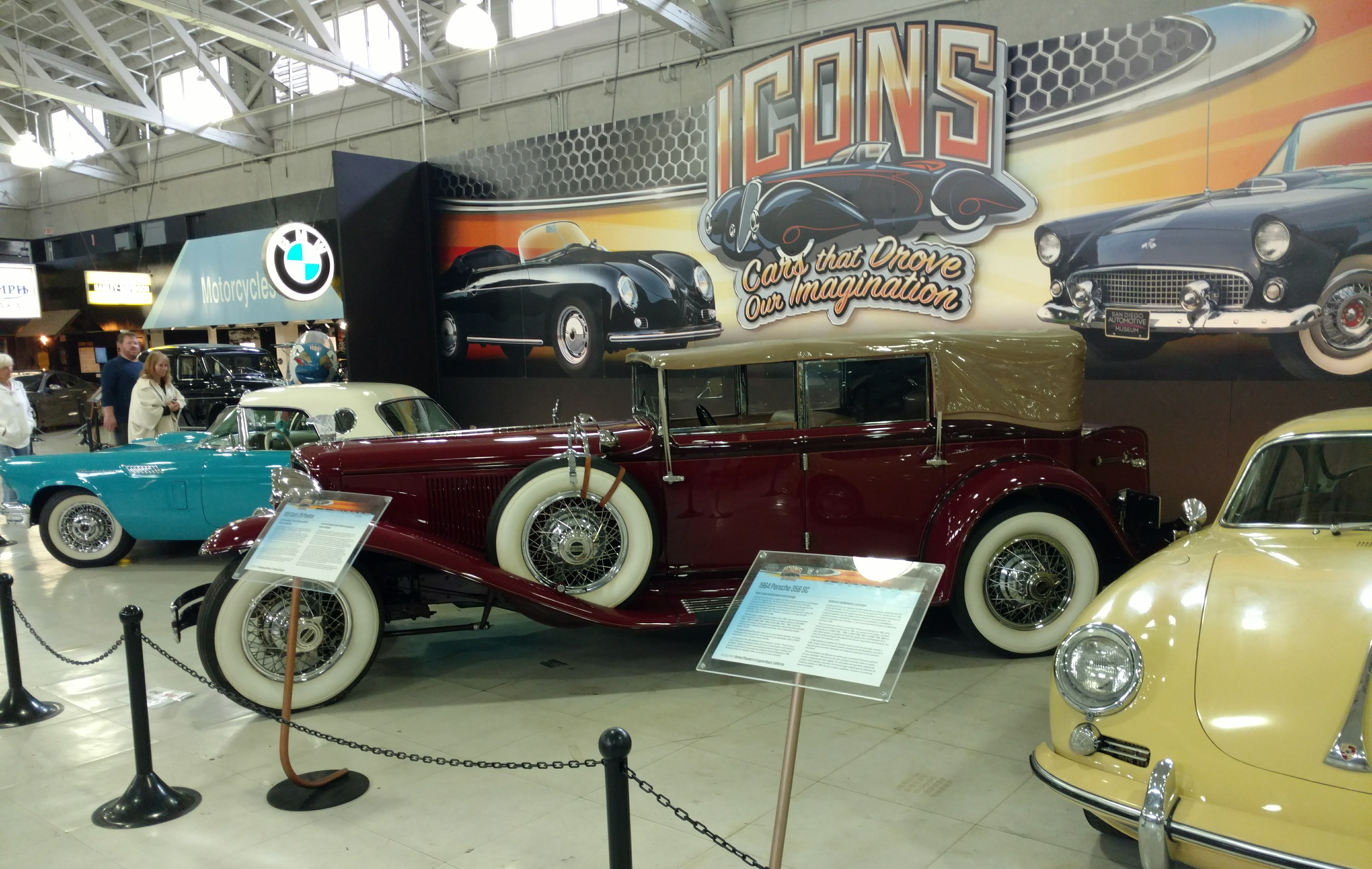 Icons: Cars that Drove Our Imagination | San Diego