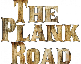 The Plank Road exhibit logo