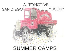 Summer Camp Logo