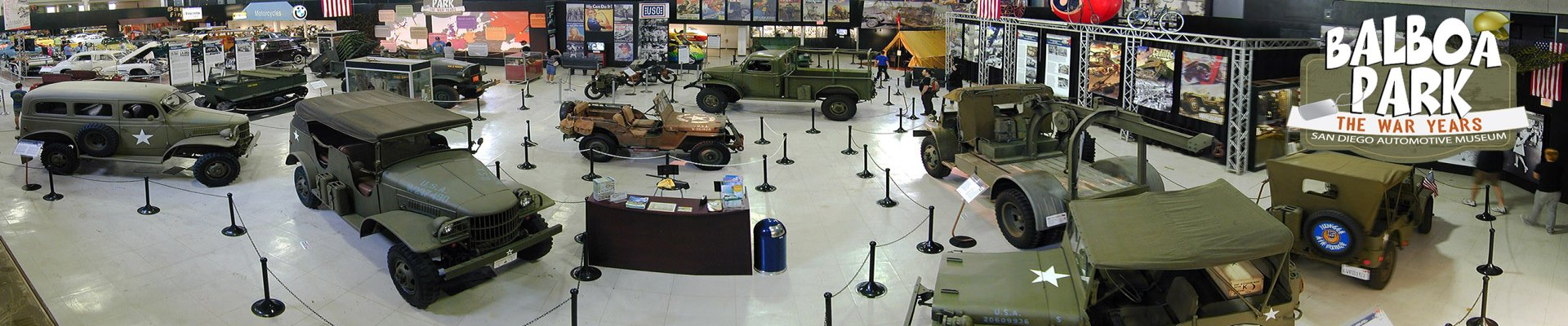 War Years Exhibit