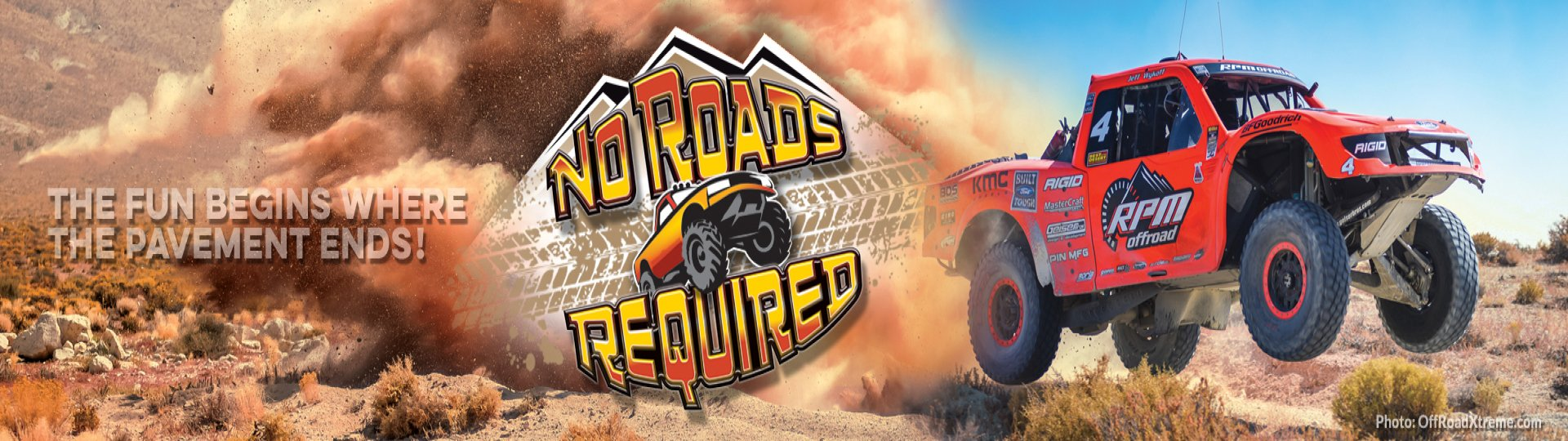 No Roads Required Sept 22, 2017 thru Jan 28, 2018!