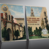 Balboa Park 1915 exposition posters